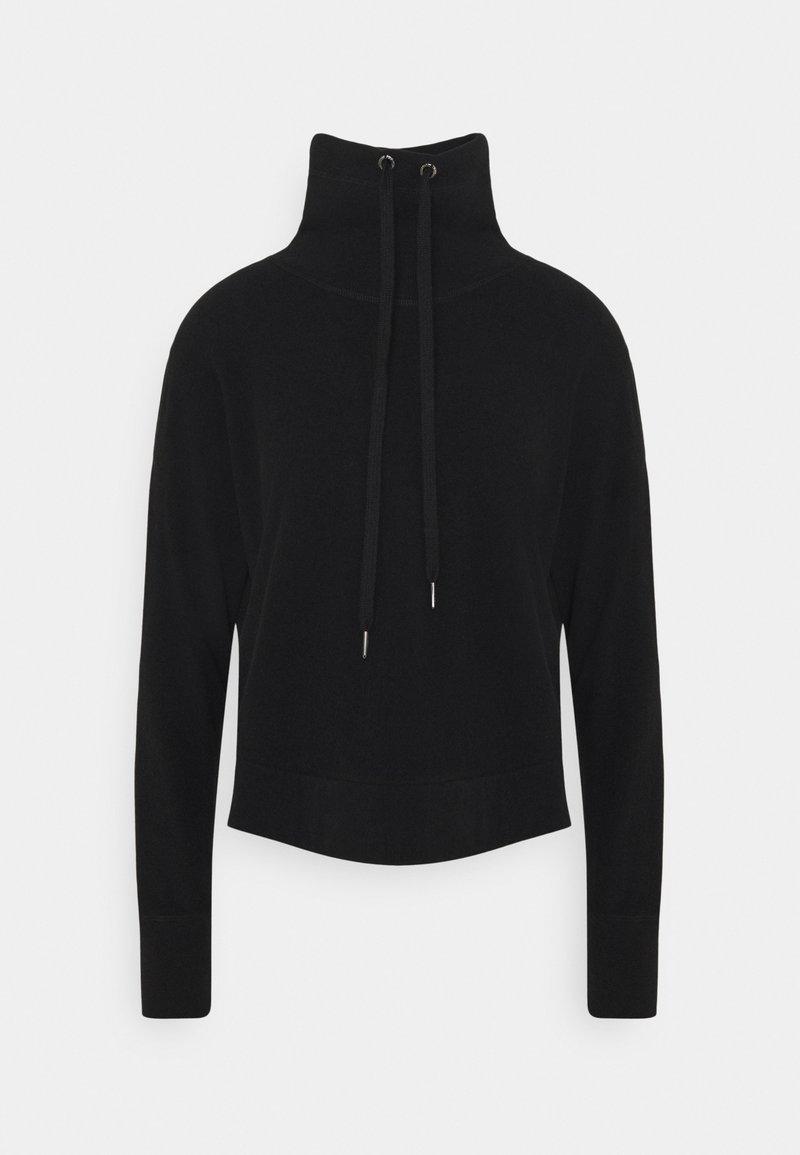 Sweaty Betty - HARMONISE LUXE - Sweatshirt - black