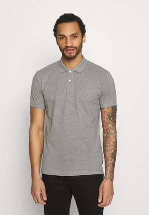Poloshirt - light grey