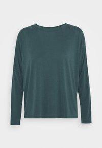Long sleeved top - kahki green