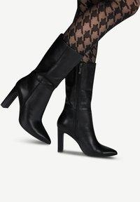 Tamaris - High heeled boots - black - 0