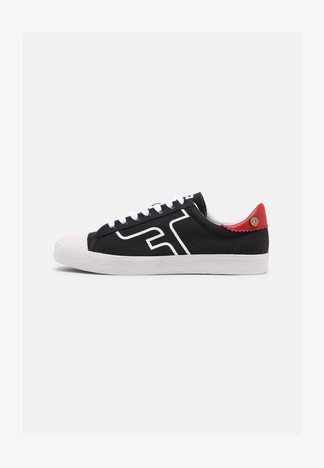 KIWI UNISEX - Sneakers laag - navy/white/red