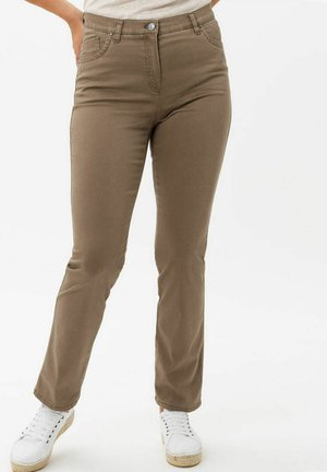 INA  - Trousers - taupe