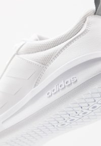adidas Performance - VECTOR K UNISEX - Sports shoes - footwear white/grey two - 2