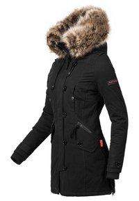 Navahoo - PAULINE - Winter coat - black - 2