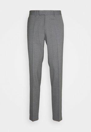 TORDON - Suit trousers - grey