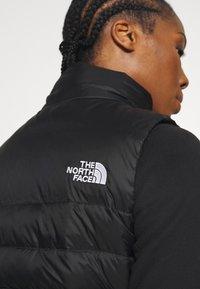 The North Face - ACONCAGUA VEST - Waistcoat - black - 5
