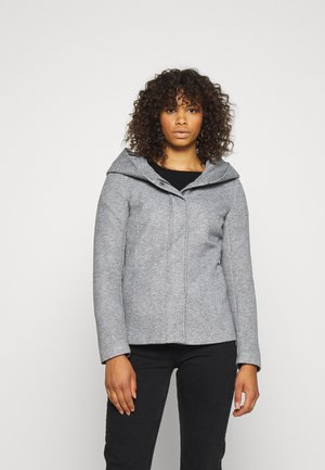 ONLNEWSEDONA  - Summer jacket - light grey melange