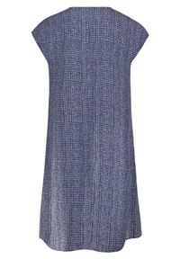 Betty & Co - Day dress - light blue-blue - 1