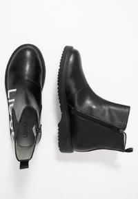 LIU JO - PAT BEATLES - Kotníkové boty - black - 0
