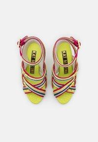 Kat Maconie - ARABELLA - Sandály na vysokém podpatku - multibrights - 5