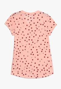 adidas Performance - TEE - Print T-shirt - pink/maroon/white - 1