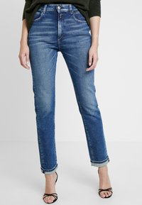 Replay - NENEH - Slim fit jeans - medium blue - 0
