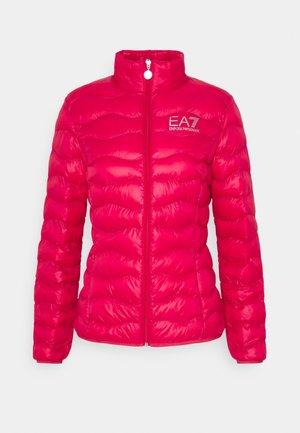 Light jacket - rose red