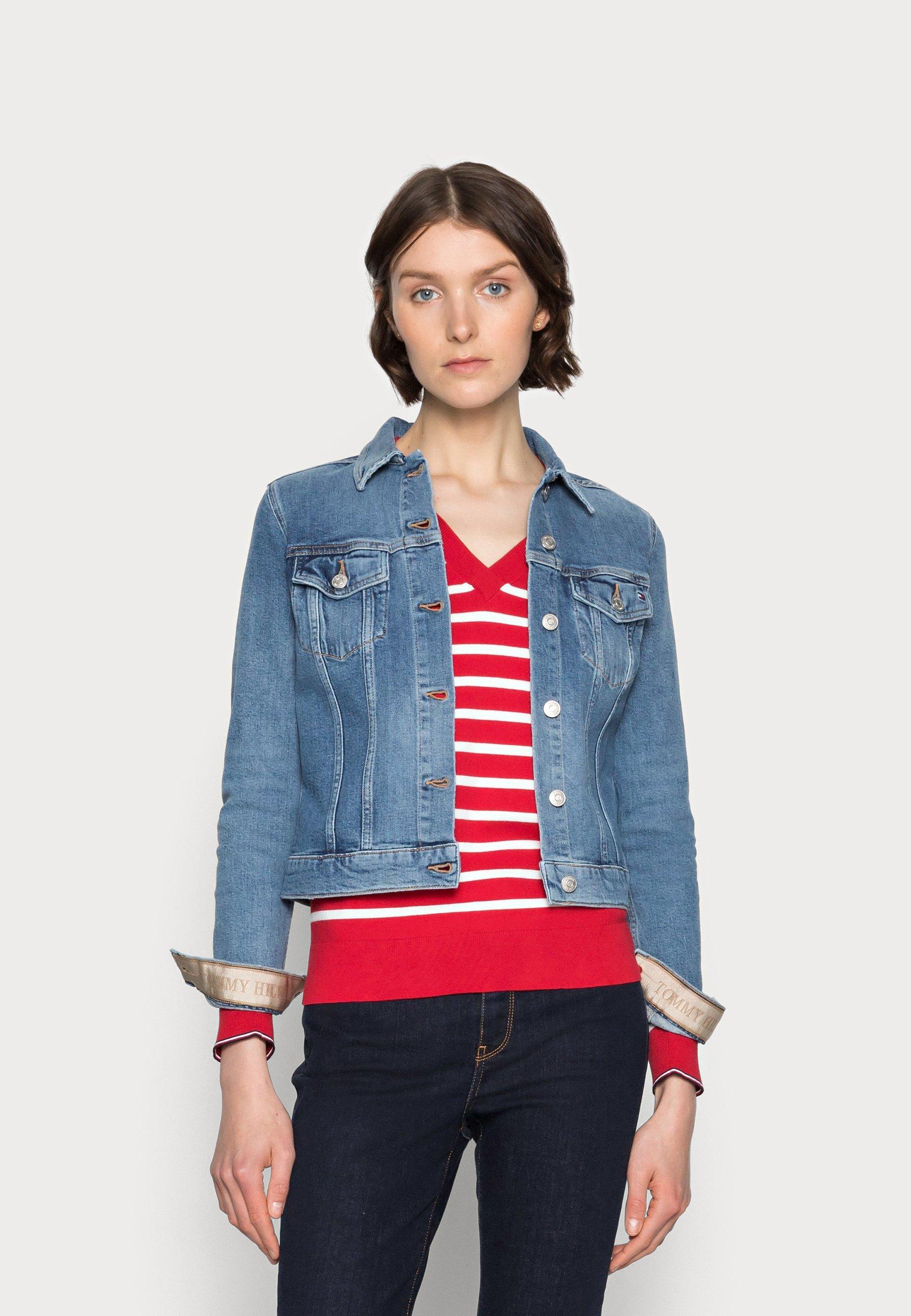 Femme SLIM JACKET - Veste en jean