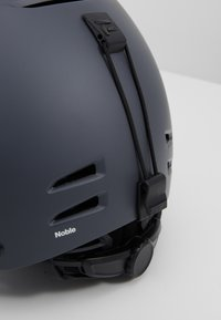 Flaxta - NOBLE - Casco - black/dark grey - 6