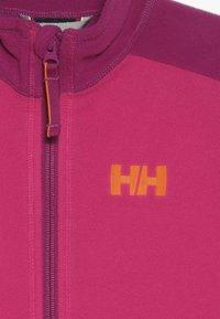 Helly Hansen - DAYBREAKER 2.0 JACKET - Kurtka z polaru - dragon fruit - 3