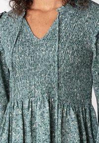 Indiska - Shirt dress - mint - 3