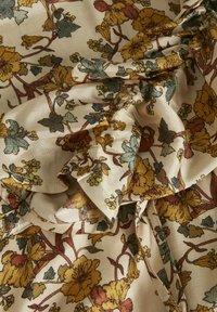 Cream - EMMELIECR  - Day dress - tinsel flowers - 6