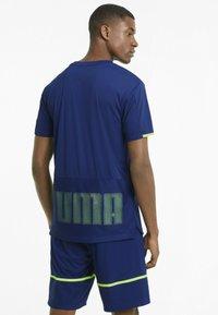 Puma - GRAPHIC  - Print T-shirt - elektro blue - 2