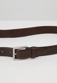 KIOMI - Belt business - dark brown - 4