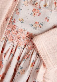 Next - PINK FLORAL PROM DRESS AND CARDIGAN SET (0MTHS-3YRS) - Cardigan - pink - 5