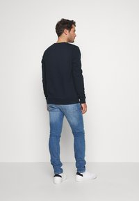 Burton Menswear London - Jeans slim fit - bright blue - 2