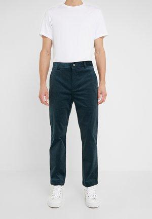 PANT - Spodnie materiałowe - green