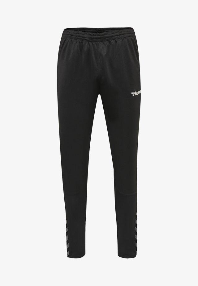 Træningsbukser - black/white