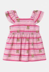 MOSCHINO - SET - Jersey dress - pink - 0