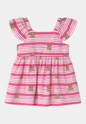 SET - Jersey dress - pink