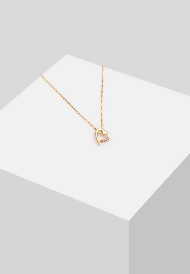DIAMORE - Necklace - gold-coloured