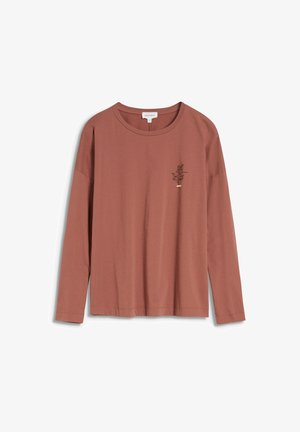 OLAA COLLECTED - Long sleeved top - copper glow