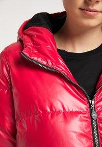 myMo ROCKS - Winter coat - rot - 3