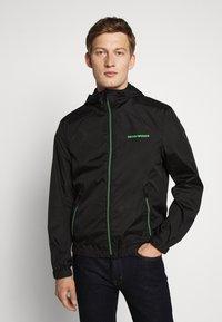 Emporio Armani - BLOUSON - Summer jacket - verde - 3