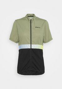 Craft - CORE ENDUR - T-Shirt print - forest/black - 0