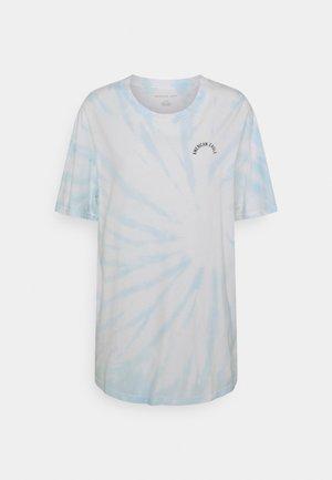 BRANDED FASHION LENNON TEE - T-shirt print - blue