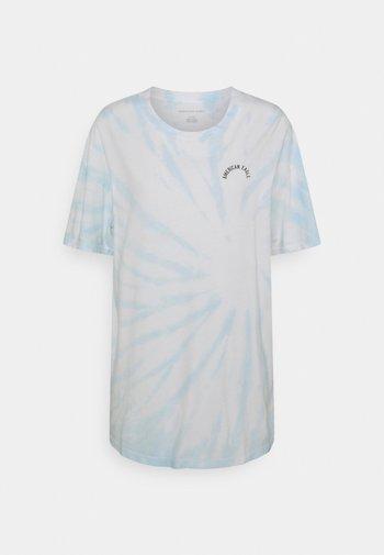BRANDED FASHION LENNON TEE - Print T-shirt - blue