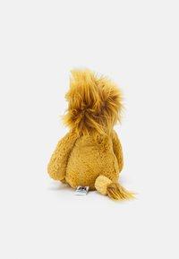 Jellycat - BASHFUL LION MEDIUM UNISEX - Pehmolelu - yellow - 1