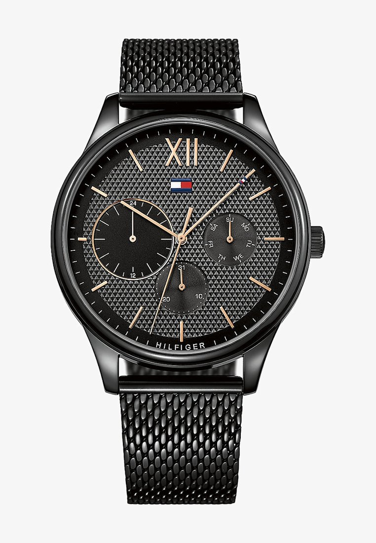 Tommy Hilfiger - SOPHISTICATED SPORT  - Watch - black