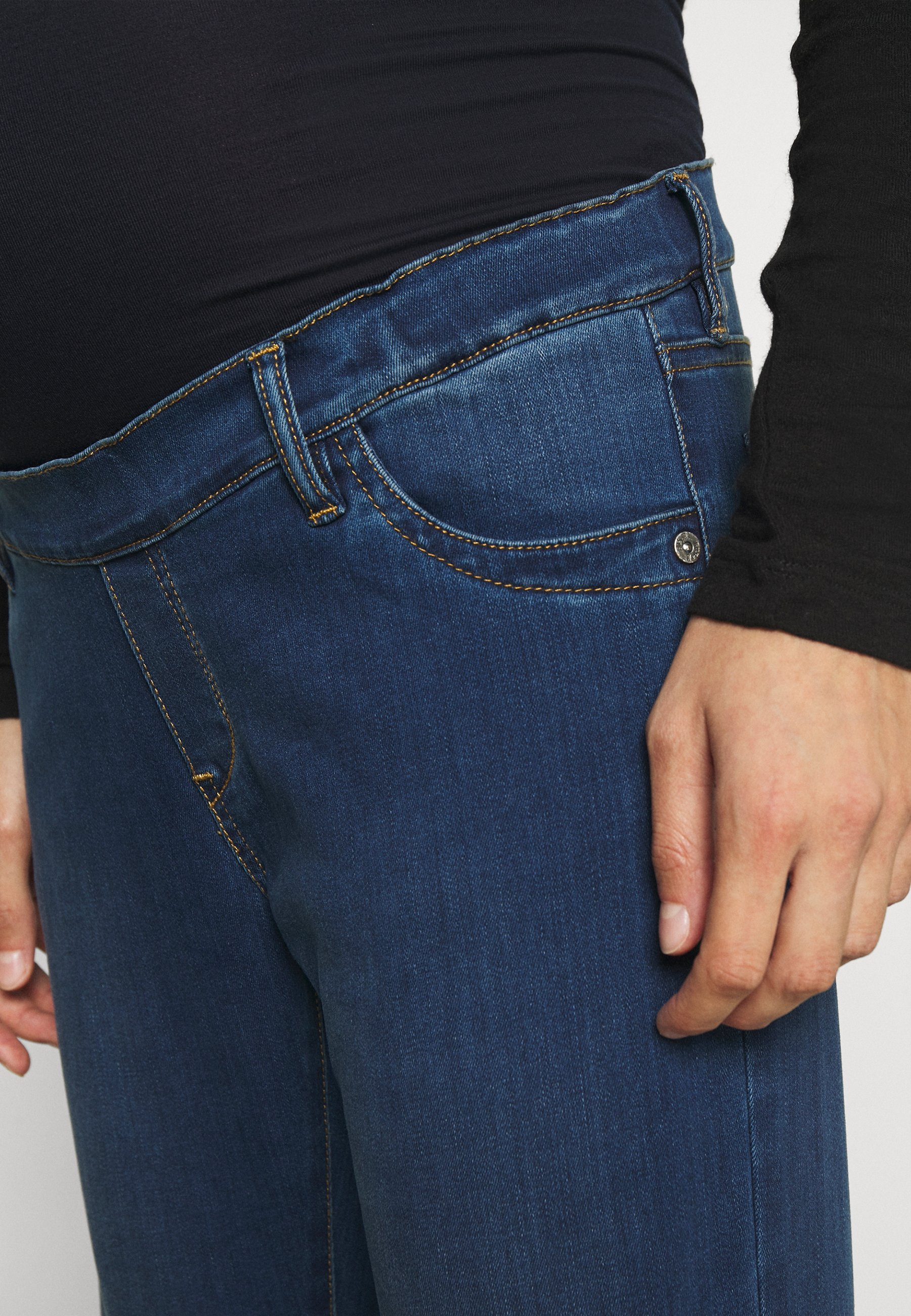 Damer GRADUATED - Flared jeans