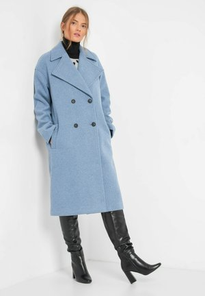 Classic coat - ultramarinblau