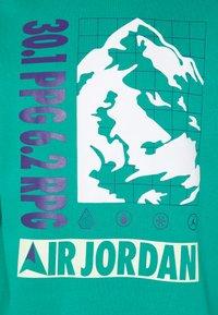 Jordan - MOUNTAINSIDE CREW - Sweatshirt - neptune green - 2