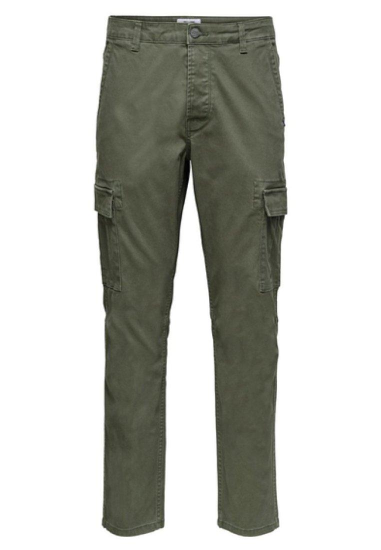 Homme CARGOHOSE REGULAR FIT - Pantalon cargo