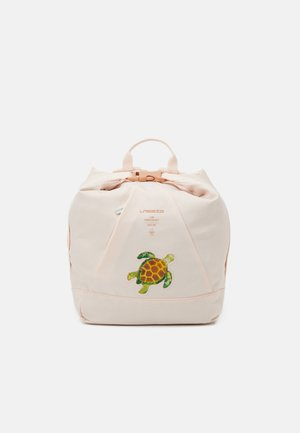MINI BACKPACK OCEAN UNISEX - Rucksack - apricot