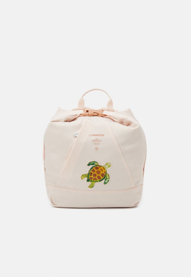 MINI BACKPACK OCEAN UNISEX - Ryggsekk - apricot