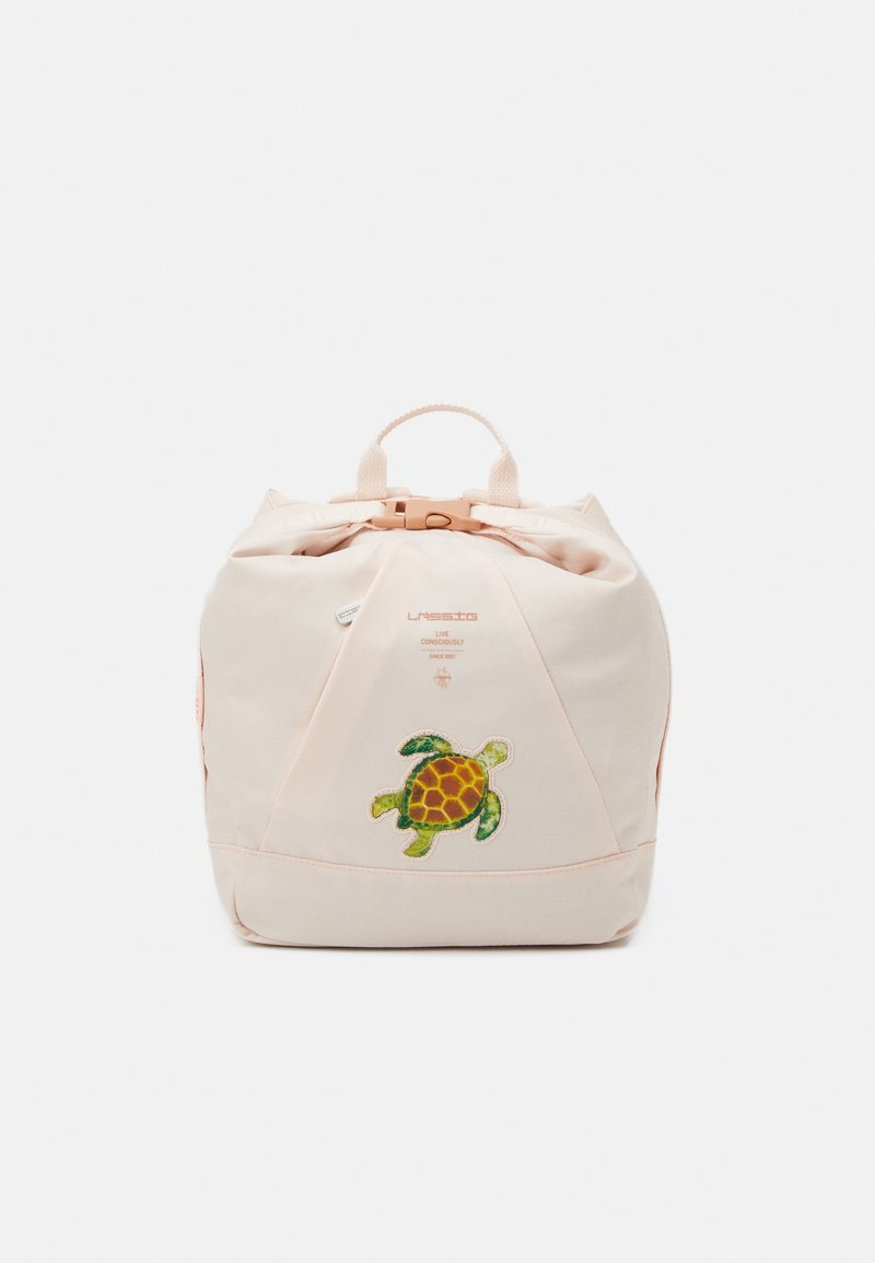Lässig - MINI BACKPACK OCEAN UNISEX - Batoh - apricot