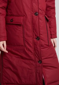 Marc O'Polo - BIG PUFFER COAT PADDED REVERSIBLE - Cappotto invernale - light beetroot - 7