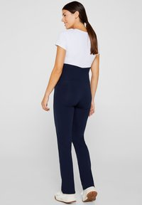 Esprit Maternity - Trousers - night blue - 2