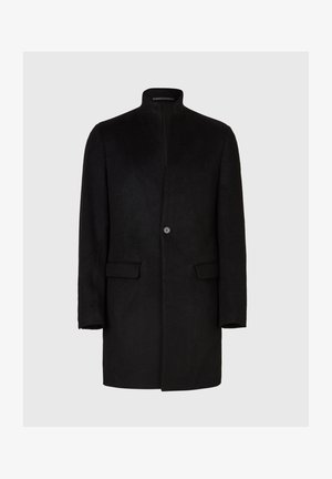 MANOR  - Classic coat - black