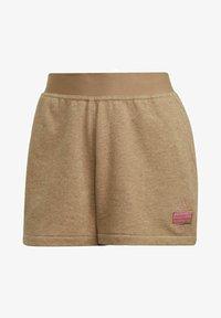 adidas Originals - R.Y.V. SHORTS - Shorts - beige - 3